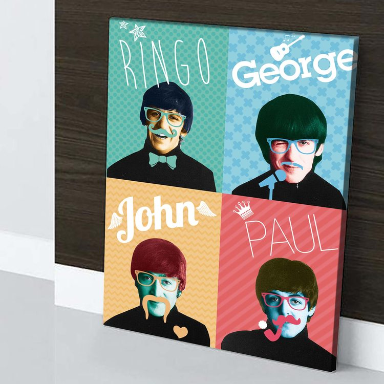 Картина The Beatles Pop