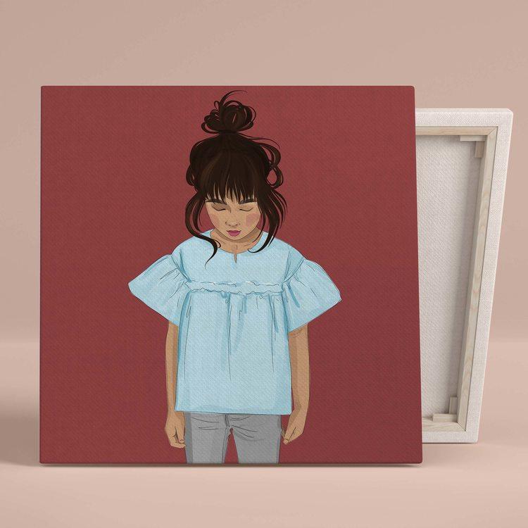 Картина The Cover Child