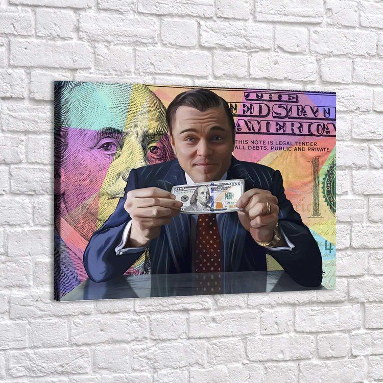 Картина The Wolf Of Wall Street
