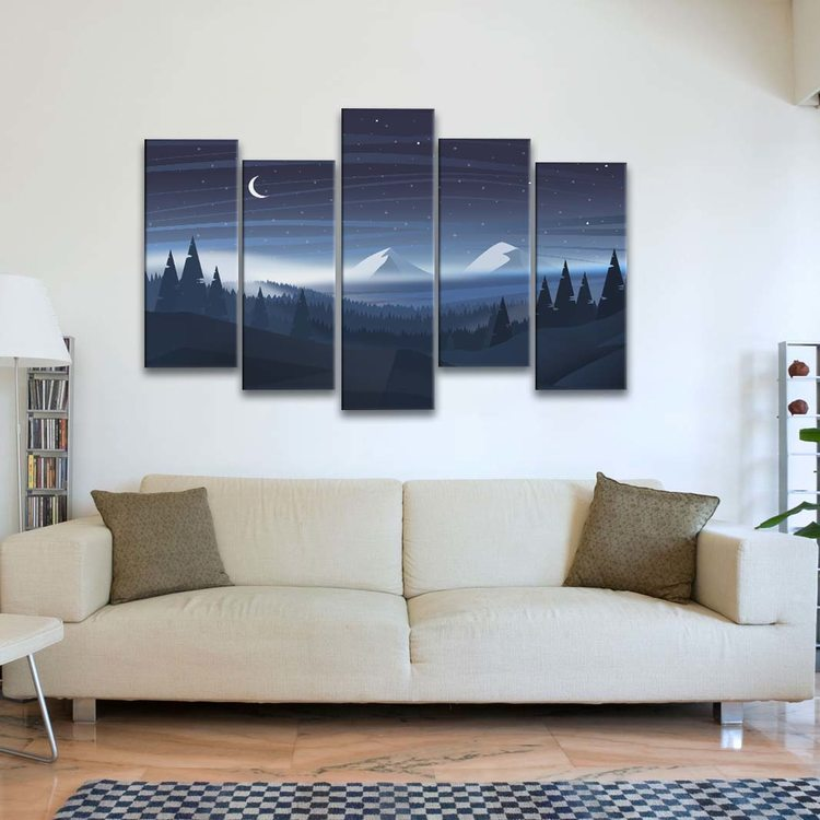 Картина Тихая Ночь