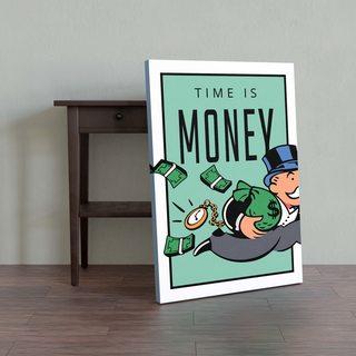 Картина Time Is Money