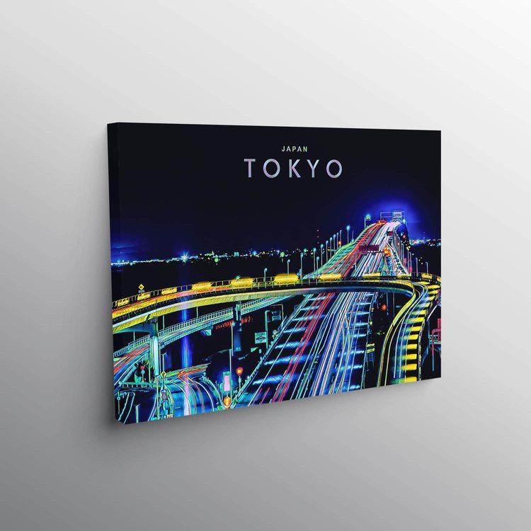 Картина Трафик Токио