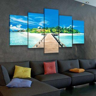 Картина Тропический Остров