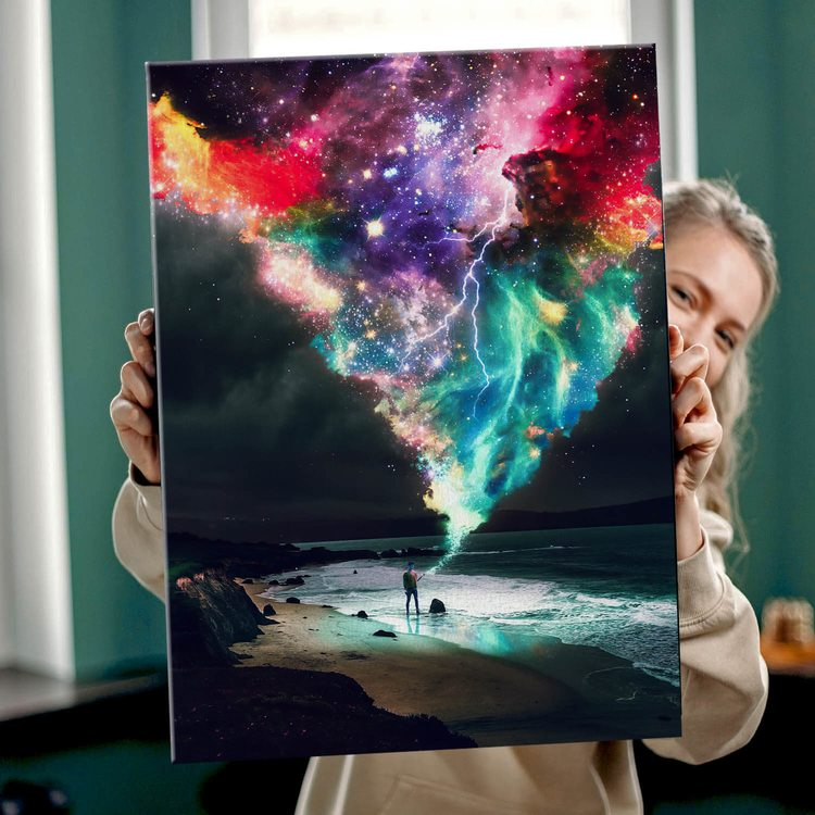Картина Уличная Магия