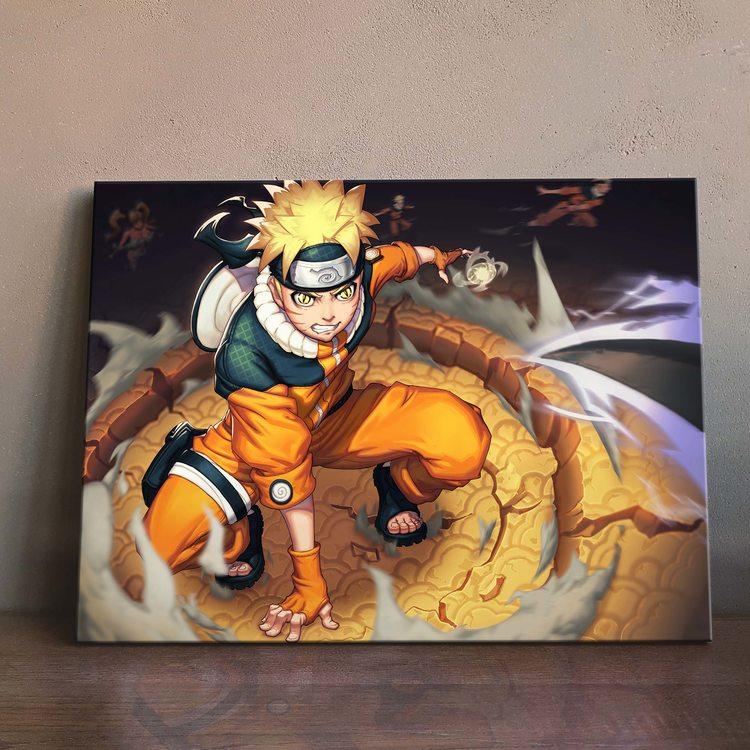 Картина Узумаки Наруто
