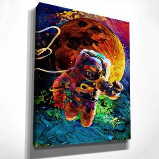 Картина В открытом Космосе Арт