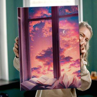 Картина Ванильное Небо
