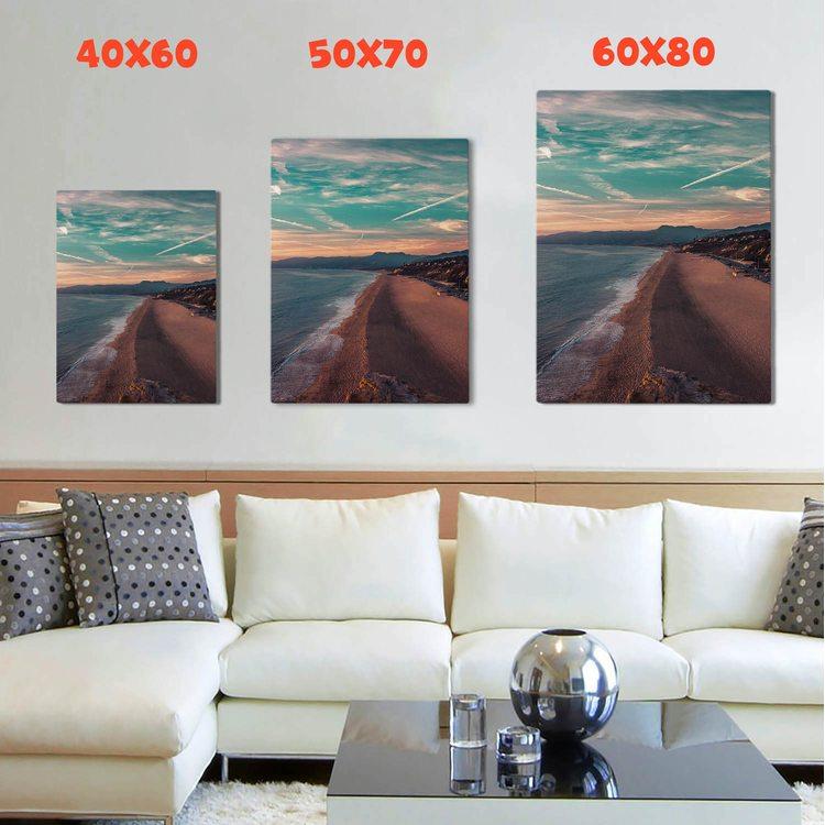 Картина Вечерний Пляж