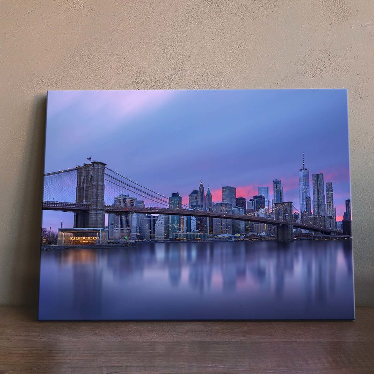 Картина Висячий Бруклинский Мост