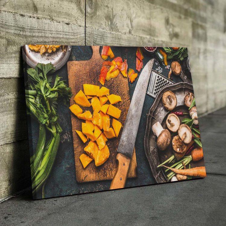 Картина Вкусный Обед
