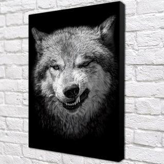 Картина Волчий Оскал
