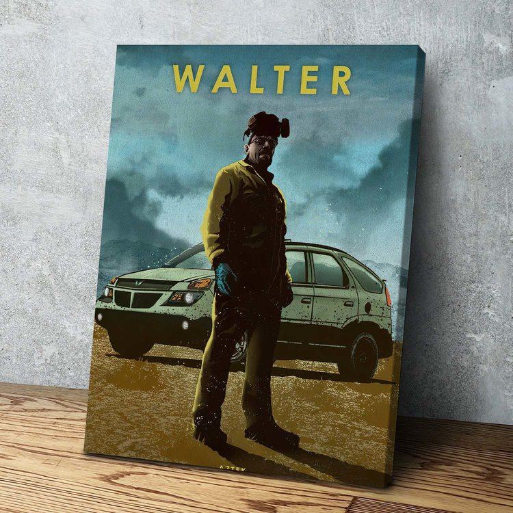 Картина Уолтер Уайт