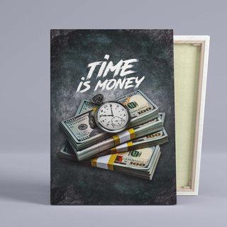 Картина Время Деньги