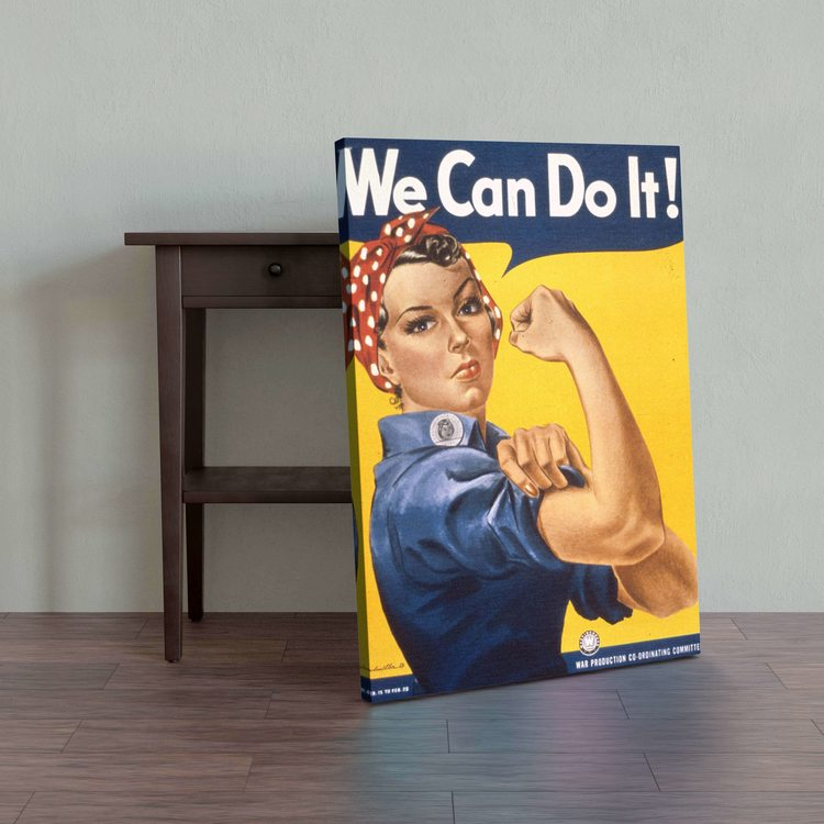 Картина We Can Do It - p53779