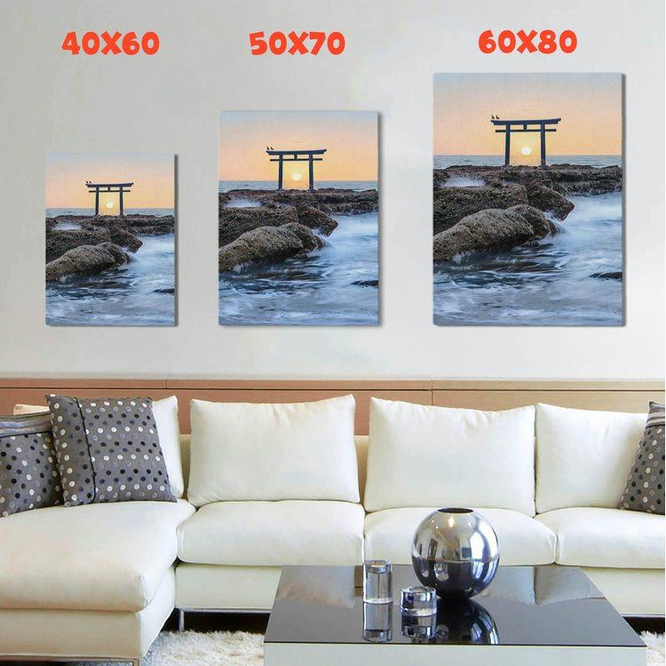Картина Японские Тории