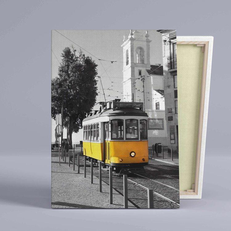 Картина Желтый Трамвай - p53740