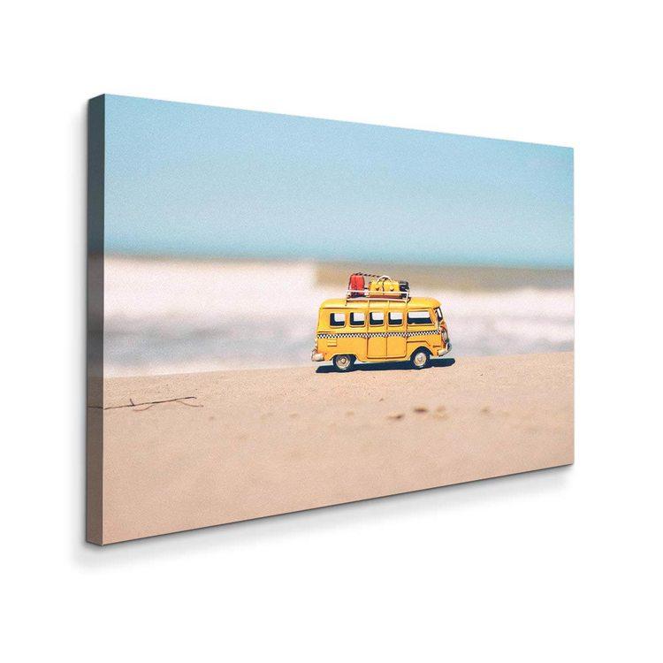 Картина Желтый Трейлер - p53789
