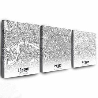 Комплект Картин Европа