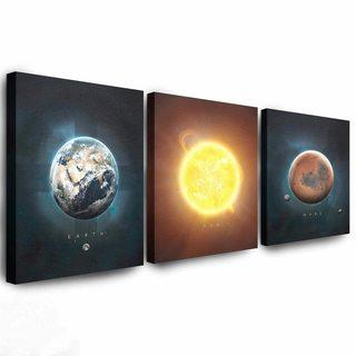 Комплект Картин Солнечная Система