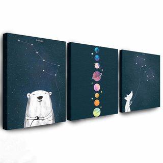 Комплект Картин Созвездия