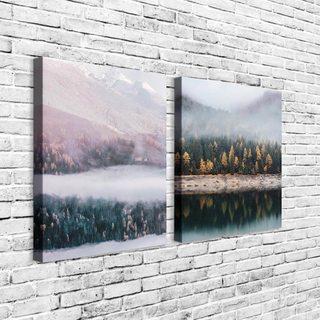 Комплект Картин Туман