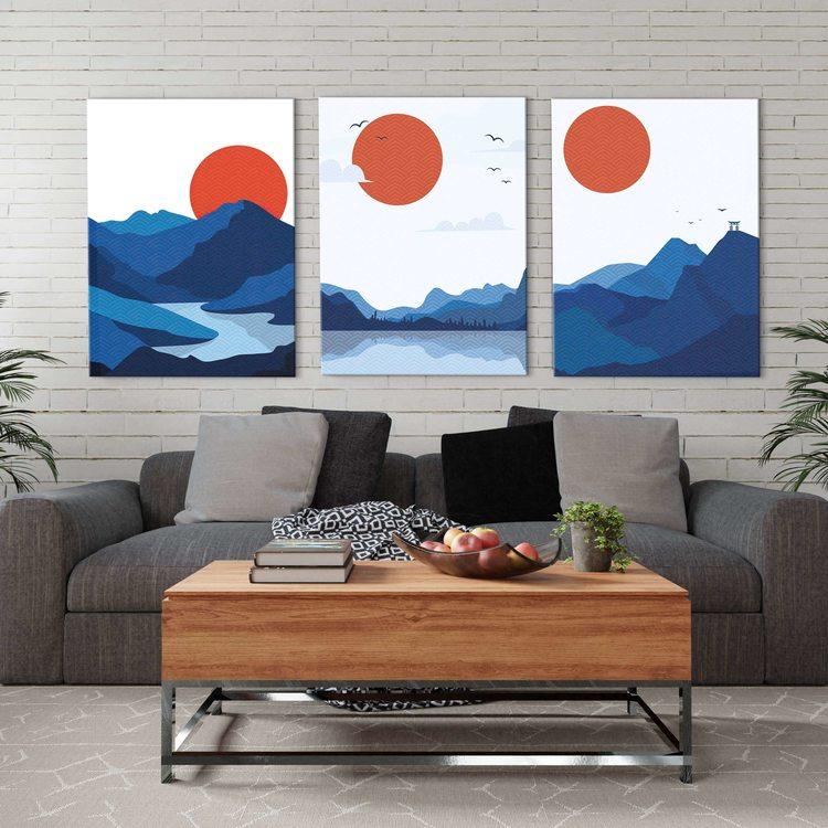 Комплект Картин Японский