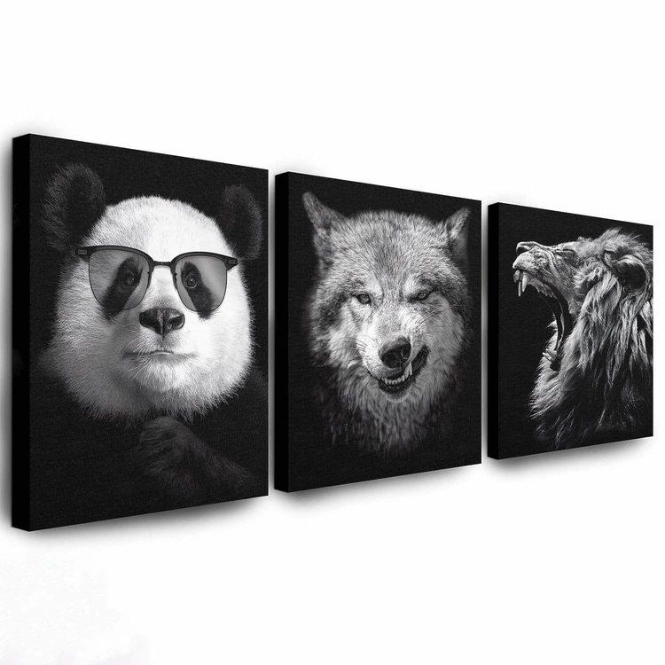 Комплект Картин Животные