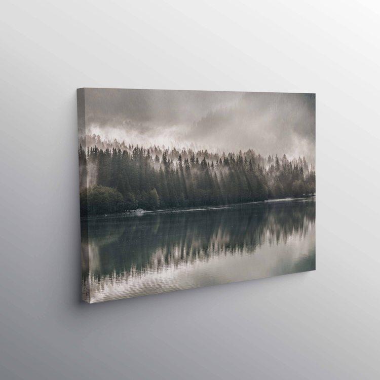 Картина Лесная Туманность