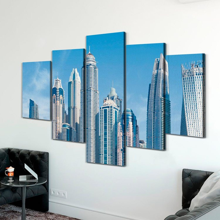 Картина Дубай(модуль)