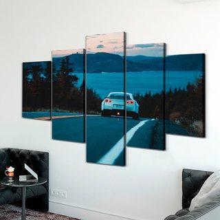 Картина Nissan GTR