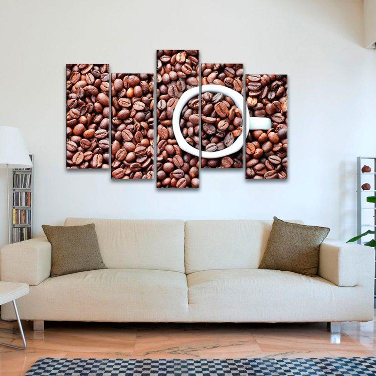 Картина Кофейные Зерна