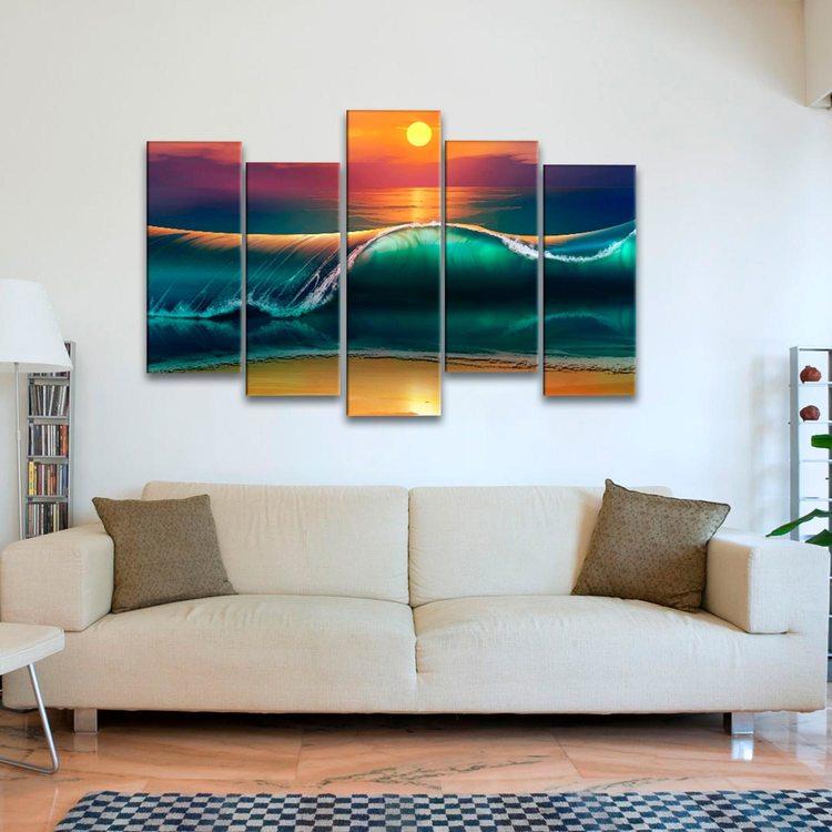 Картина Морской Градиент