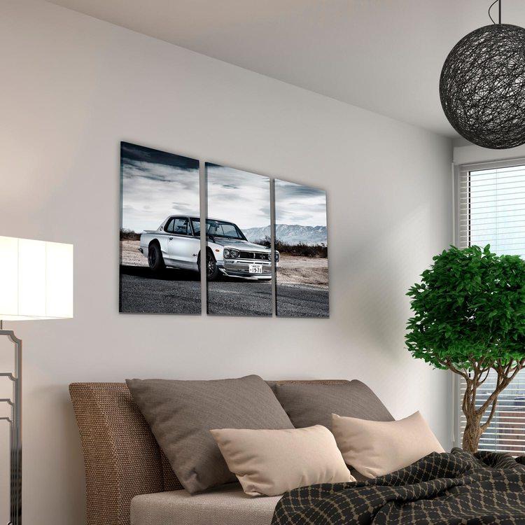Картина Nissan Skyline Hakosuka