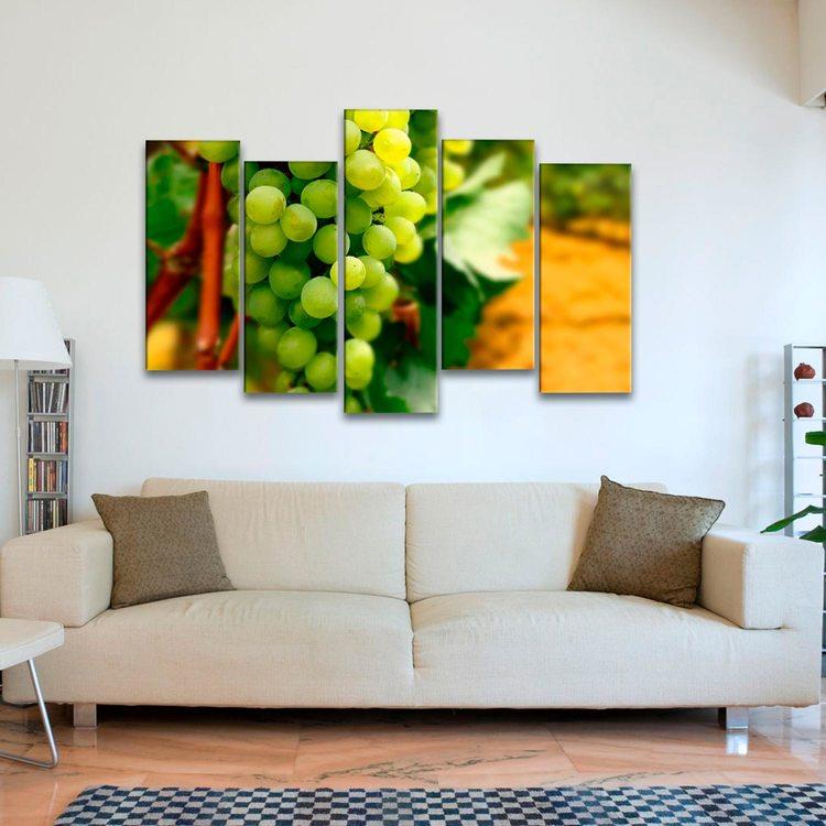 Картина Виноград
