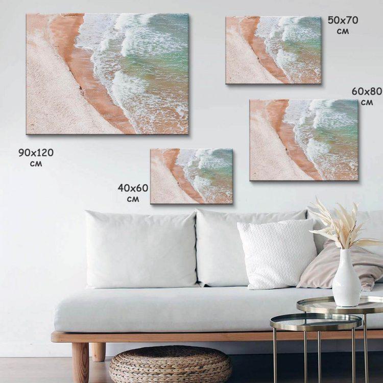 Картина Морской Прилив