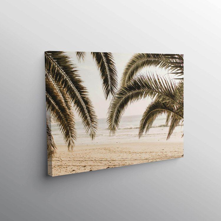 Картина Пальмы У Моря