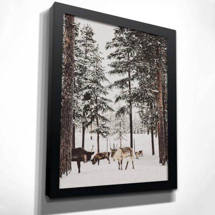Картина Природа Финляндии