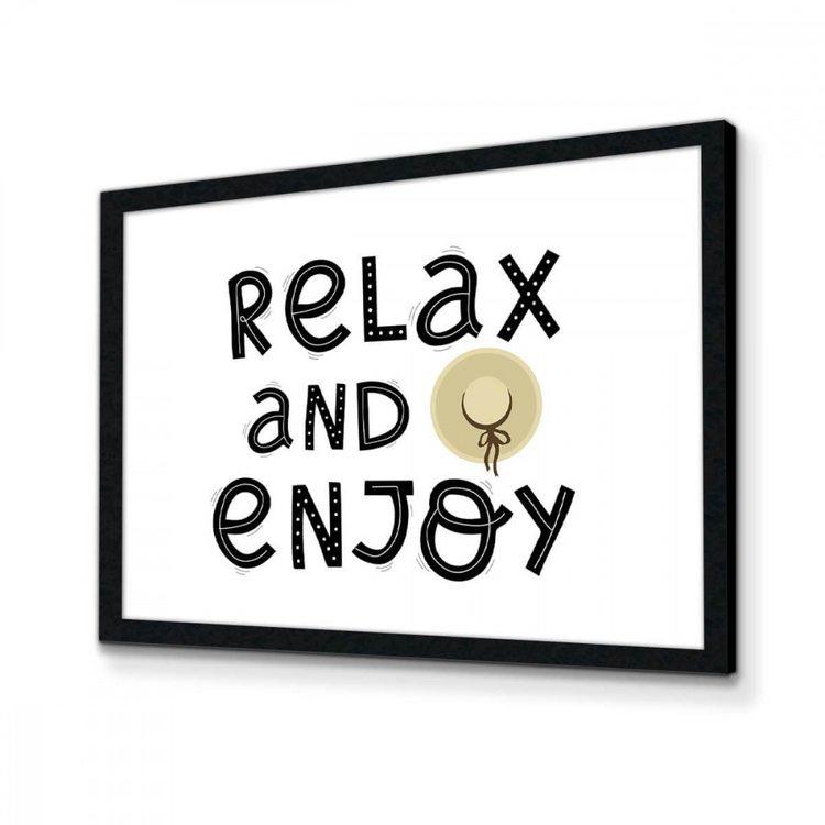 Картина Расслабьтесь И Наслаждайтесь