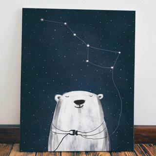 Картина Созвездие Медведицы
