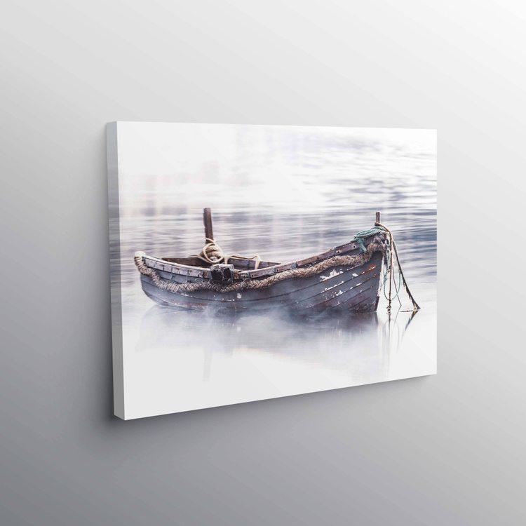 Картина Старая Лодка