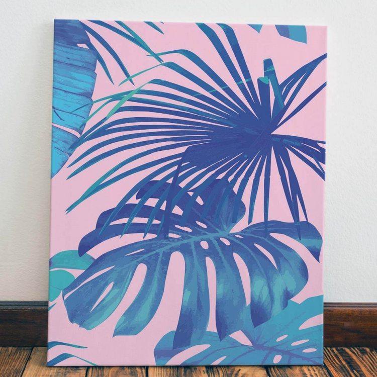 Картина Тропический Орнамент