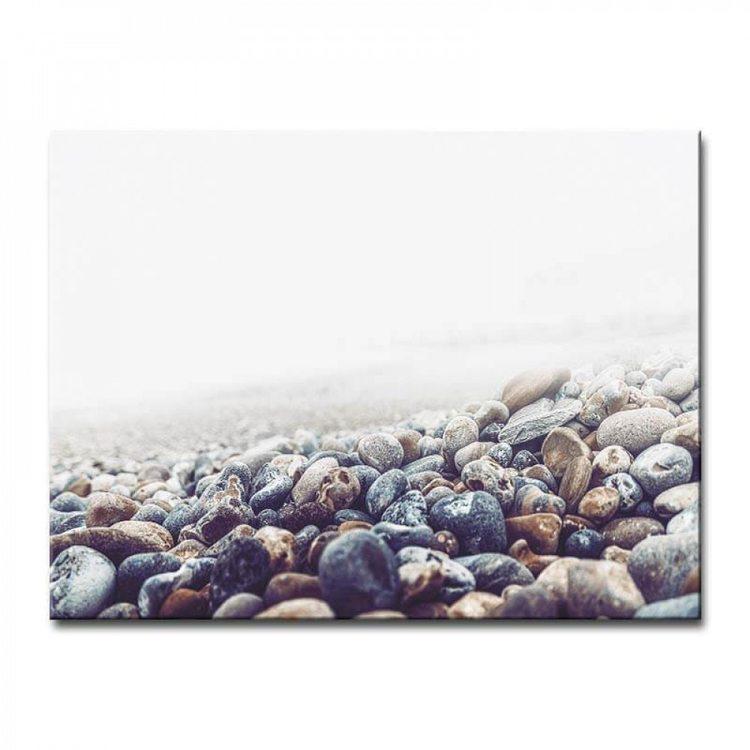 Картина Туманная Галька