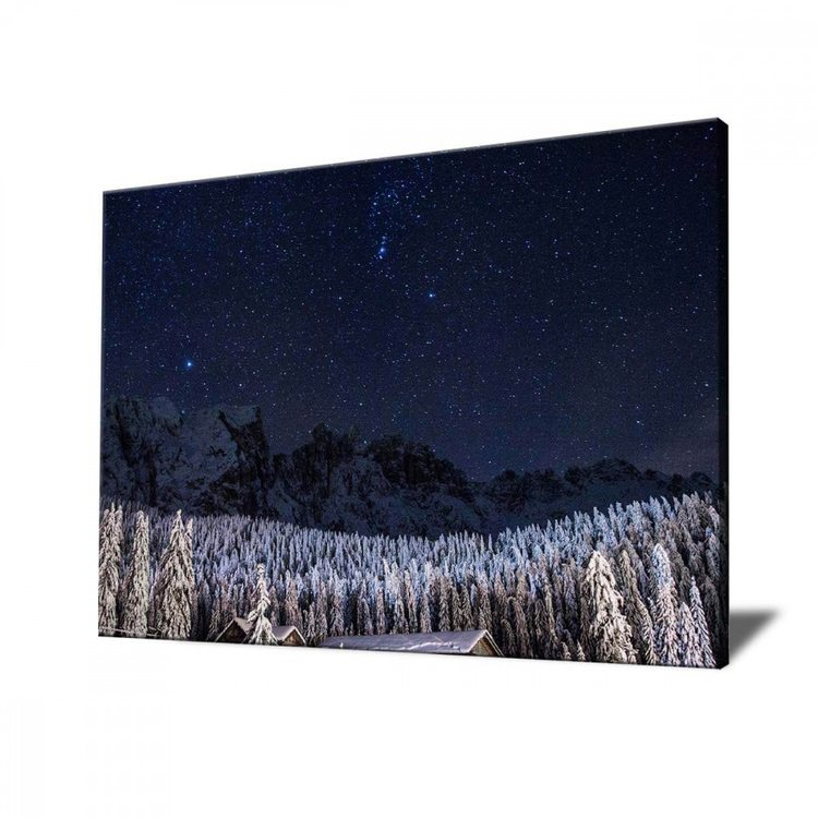Картина Зимняя Ночь