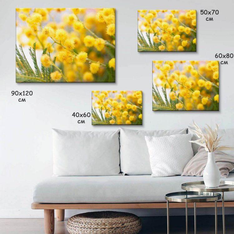Картина Золотая Мимоза
