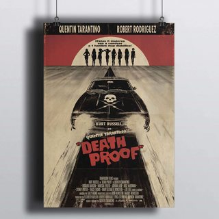 Постер Death Proof