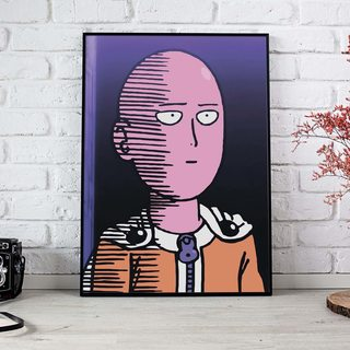 Постер Ванпанчмен - ОК