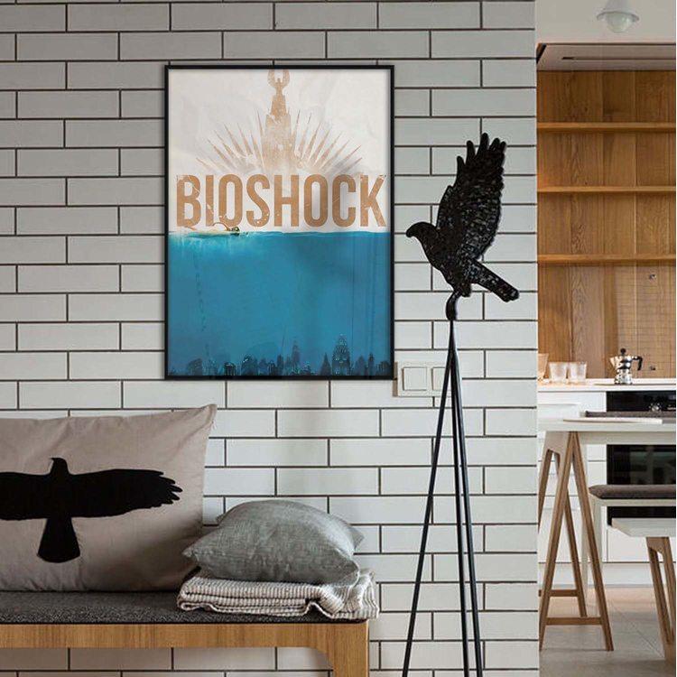 [HD] Постер Bioshock - Rapture