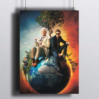 [HD] Постер Благие Знамения