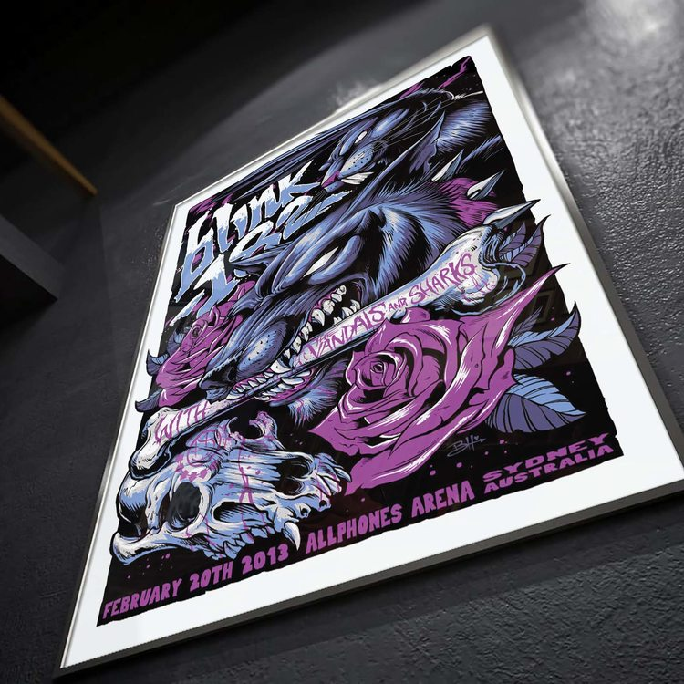 [HD]Постер Blinc-182