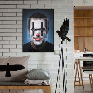 Постер Доктор Хаус - Клоун